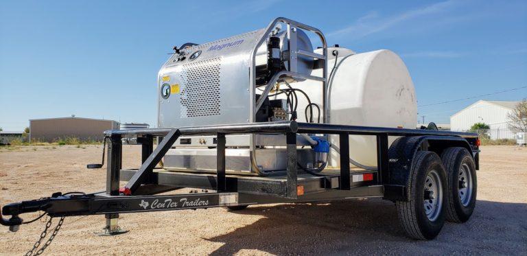 Power Washing Trailers Lone Star Pressure Equipment